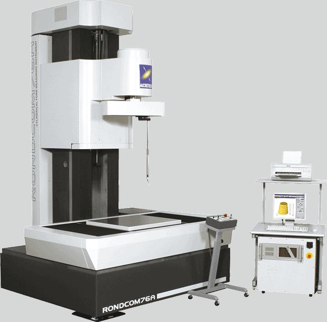 ACCRTECH GmbH - Produkte - Industrielle Messtechnik RONDCOM_76A