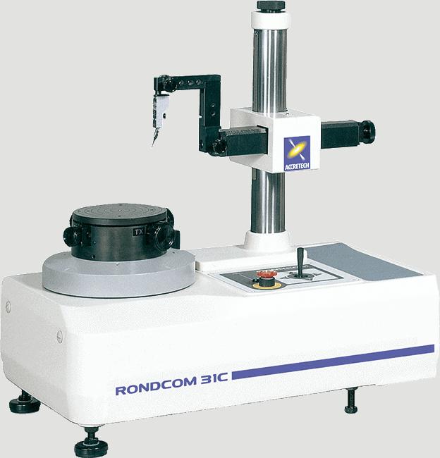 ACCRTECH GmbH - Produkte - Industrielle Messtechnik Rondcom31C