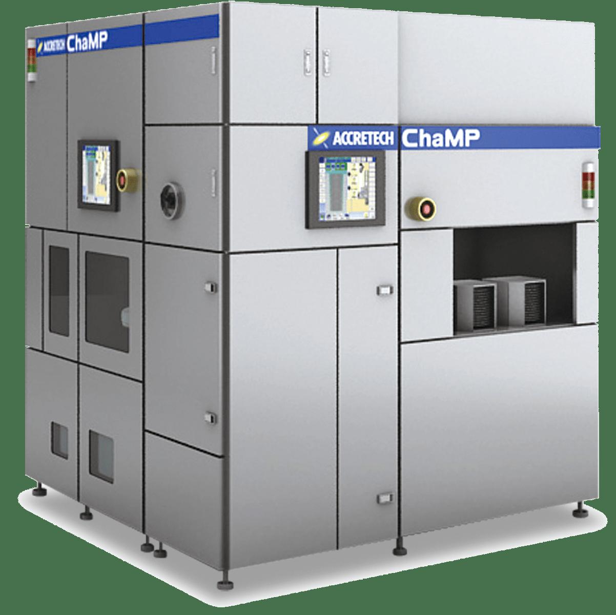 Accretech GmbH - Produkte - CMP - CHAMP