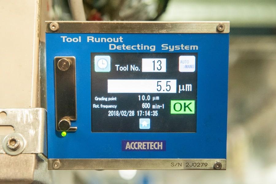 Rundlauf-Erkennungssystem, ATC