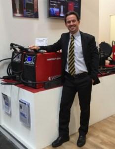 Fabrizio Castadi, Technology Director at Elettro C.F.