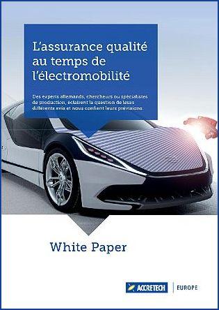ACCRETECH livre blanc l'électromobilité
